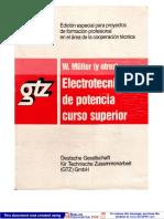 Gtz Electrotecnia de Potencia - Curso Avanzado