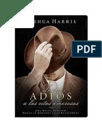 Libro - Le Dije Adios a las Citas Amorosas - Joshua Harris.pdf