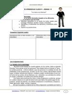 Guia de Aprendizaje Lenguaje 8b Semana 18 2014