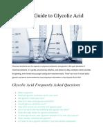 Complete Guide to Glycolic Acid FAQ.pdf