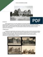 Proyecto Final, EDIFICIO MINAS