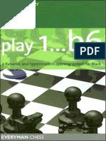Apertura di Scacchi, 1.b6!