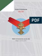 Velox Slab Formwork