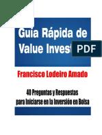 Francisco Lodeiro - Amado Guía rápida de value investing.pdf