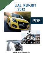 Suzuki - Annual Report