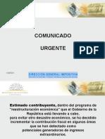 ComunicadoOficialdeDGI