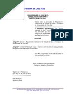 2015 Regulamento Formatura - Oficial