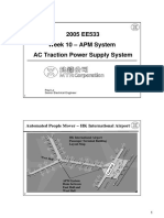 AC Traction Power Supply System