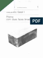 01 - Prisma Com 2 Faces Limadas