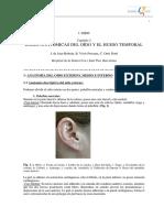002 - Bases Anatómicas Del Oído y El Hueso Temporal