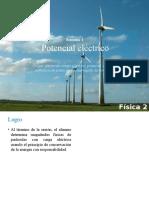 02 Diapositivas de Potencial Electrico