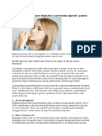 10 Vorbe Dupa Care Depistezi o Persoana Agresiv