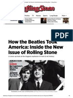 How the Beatles Took America_ Inside the New Issue of Rolling Stone - Rolling Stone