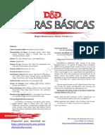 [D&D 5e] - Regras Básicas Para o Mestre - Versão Preliminar