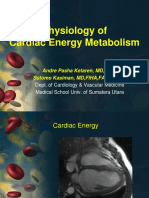 Physiology of Cardiac Energy Metabolism (Prof. Sutomo)