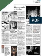 Urbino si tinge di noir e parte da Caligari - Il Resto del Carlino del 20 novembre 2016