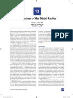 Malunions of the Distal Radius