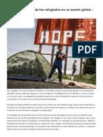 Análisis_ El Drama de Los Refugiados Es Un Asunto Global – Revista Diners _ Revista Colombiana de Cultura y Estilo de Vida
