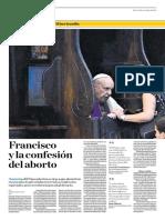 Francisco y La Confesión Del Aborto