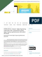 DOWNLOAD B . S Grewal - Higher Engineering mathematics PDF _ Download B.pdf