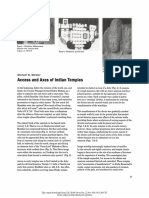 Access and Axes of Indian Temples