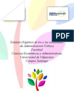 Estatuto Organico CEEAPU-2