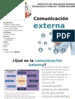 comunicacinexternafinal-140701232000-phpapp02