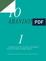 YO NO ABANDONO Manual 1