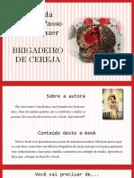 Brigadeiro de Cereja