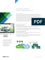 Vmware Horizon Whats New