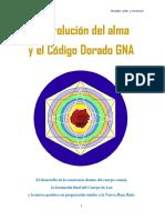 La Evol. Del Alma y El Código Dorado GNA.