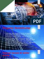 Dikarianto(Aplikasi Nano Teknologi Dalam Sektor Energi)