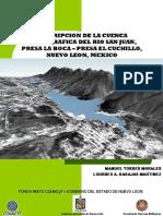 Descripcion de La Cuenca Hidrografica Del Rio San Juan Presa La Boca Presa El Cuchillo