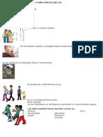 Algunos Derechos Del Niño y Niña Venezolano