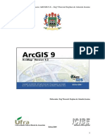 Manuseio Arcgis 9.x Com Instalação