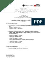 Bibliografia-Básica Prova-Escrita Curso-Tecnico Escola Teatro
