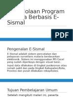 Pengelolaan Program Malaria Berbasis E-Sismal 2.pptx