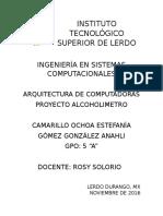 Anteproyecto-Alcoholimetro