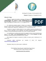 Invitación a Simposio Titulado Pedogénesis y Cartografía de Suelos