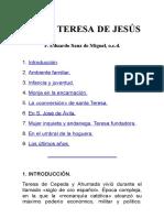 Santa Teresa de Jesus LA SANTA
