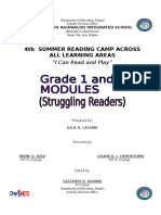 Modules of Grade One and Two