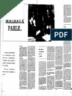 Malraux Droit 1967