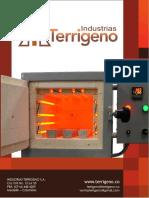 Portafolio de Productos y Servicios Industrias Terrigeno