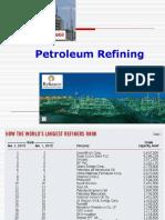 Petroleum Refining