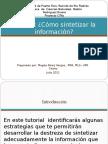 Sintetizar Informacion 2