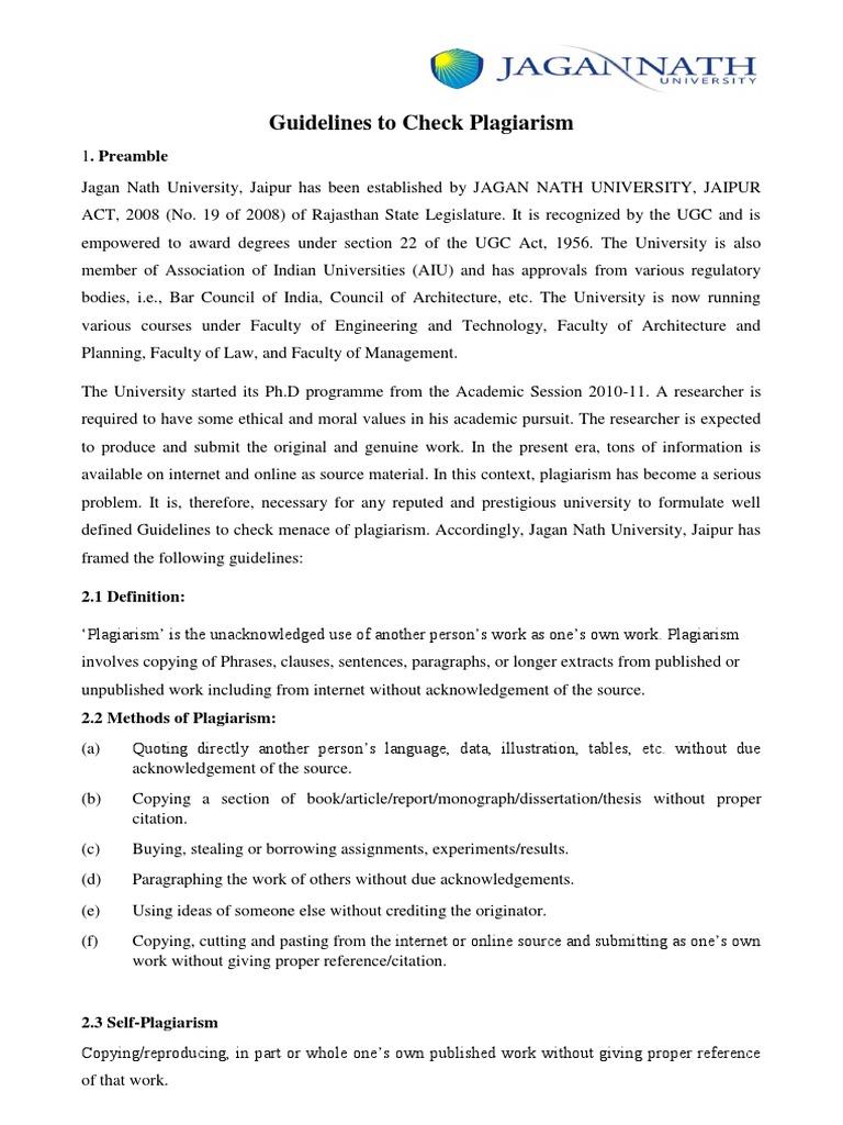Format term paper