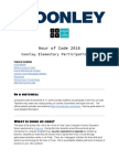 Coonley Hour of Code Lesson Plan 2016