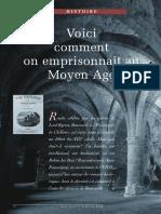 Prisonnier Chillon