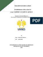 Foundation of Education Imam PDF