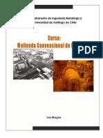 Molienda-Clasficacion de Minerales